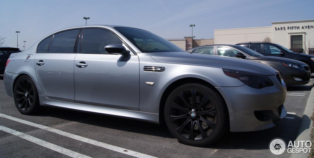BMW M5 E60 2005 - 3 April 2013 - Autogespot