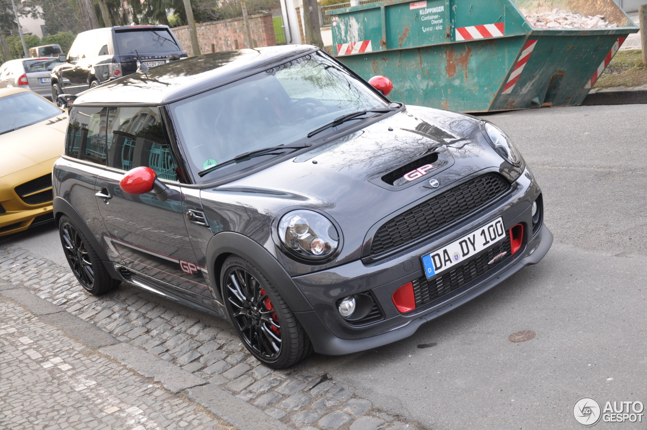 mini r56 john cooper works gp 4 april 2013 autogespot. Black Bedroom Furniture Sets. Home Design Ideas