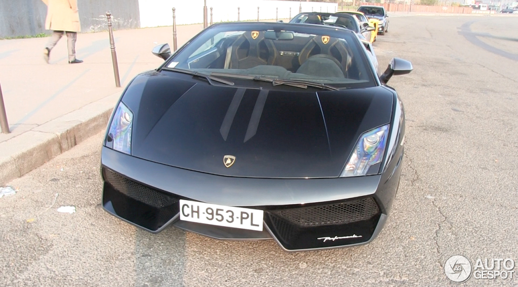 lamborghini gallardo lp570 4 spyder performante 6 avril 2013 autogespot. Black Bedroom Furniture Sets. Home Design Ideas