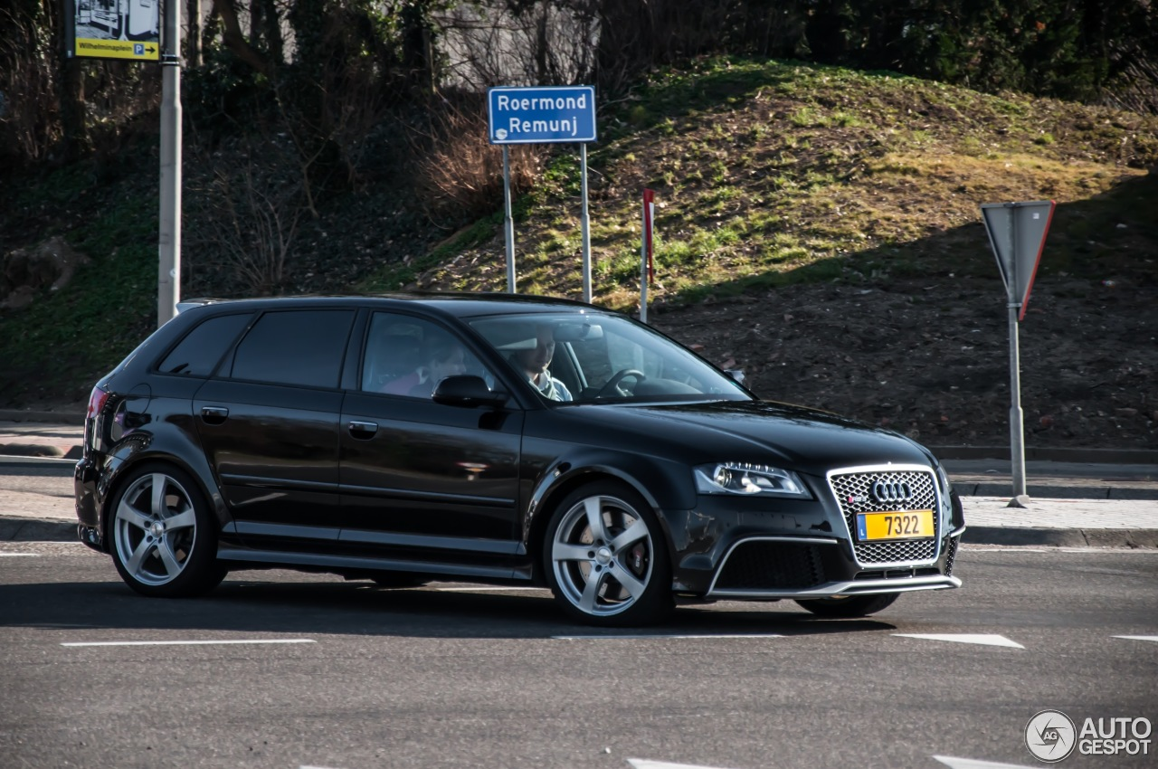 Audi Garage Roermond : Audi rs3 sportback 7 april 2013 autogespot