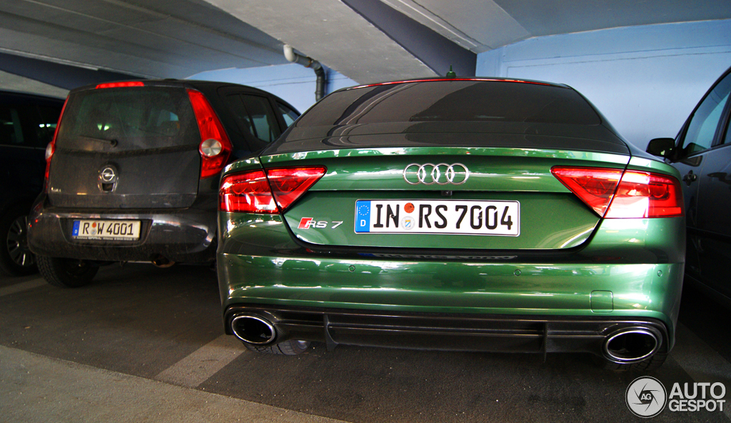 audi rs7 sportback 7 april 2013 autogespot. Black Bedroom Furniture Sets. Home Design Ideas