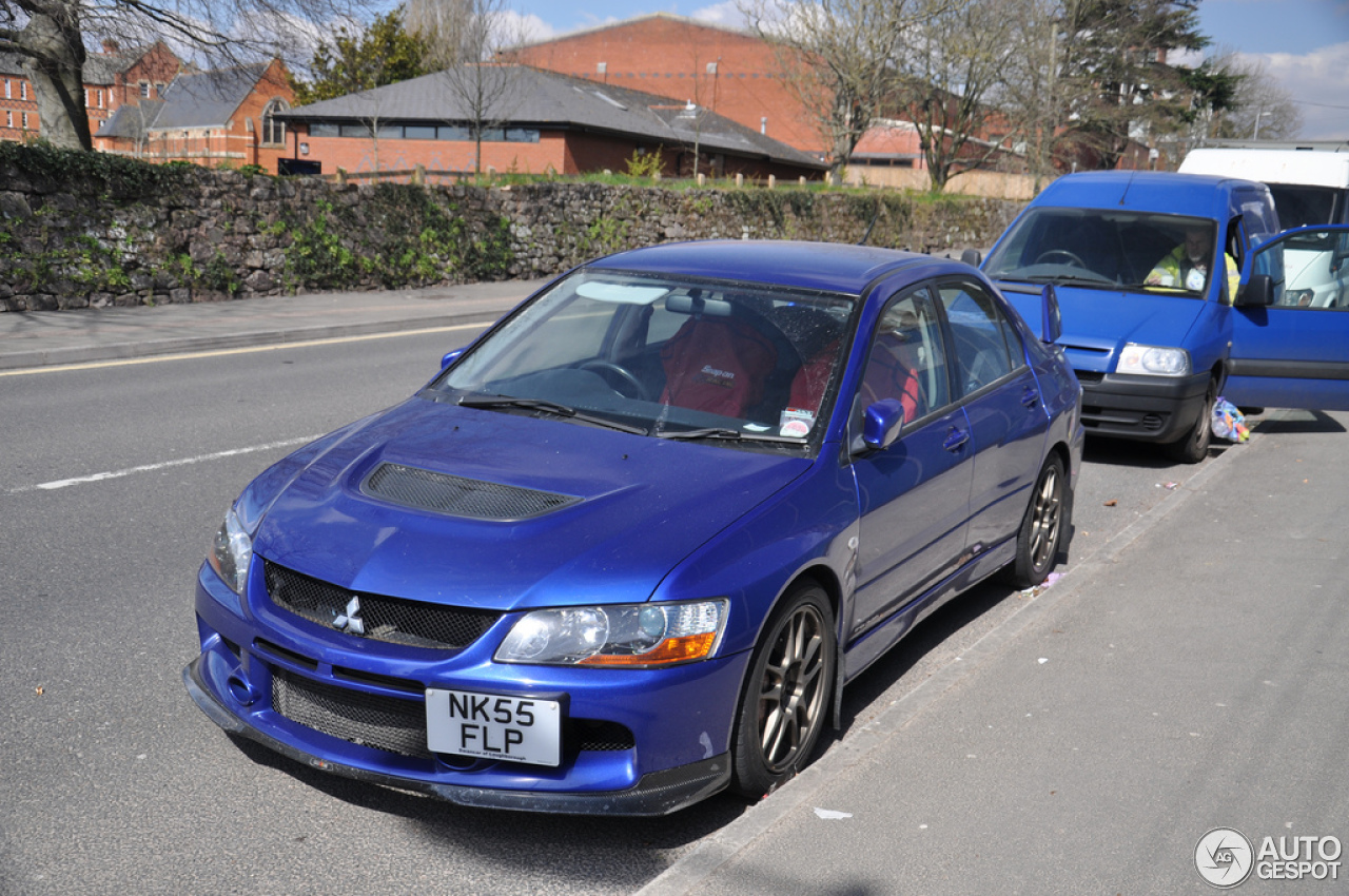 first spot mitsubishi lancer evolution ix fq 340 gb