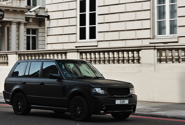 Land Rover Range Rover Supercharged Autobiography Project Kahn Cosworth
