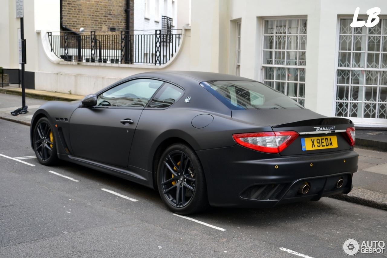 maserati granturismo mc stradale 11 april 2013 autogespot. Black Bedroom Furniture Sets. Home Design Ideas