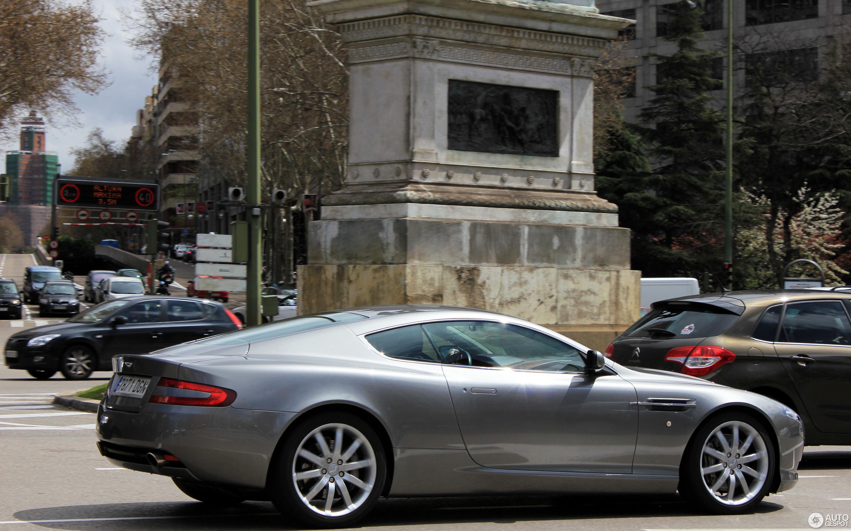 Aston Martin DB9 12 April 2013 Autogespot