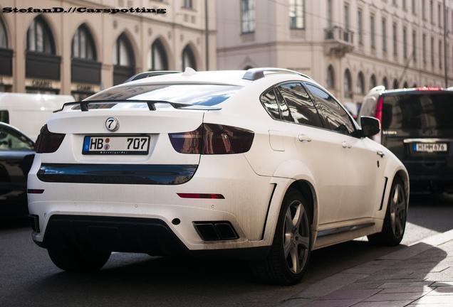 BMW X6 M E71 Mansory