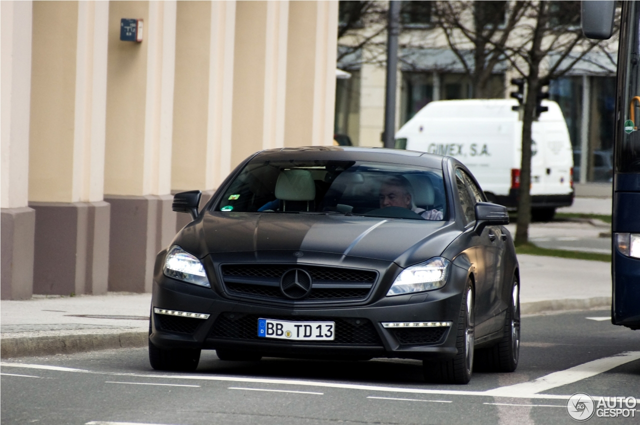 Mercedes benz cls 63 amg c218 14 april 2013 autogespot for 2013 mercedes benz cls 63 amg