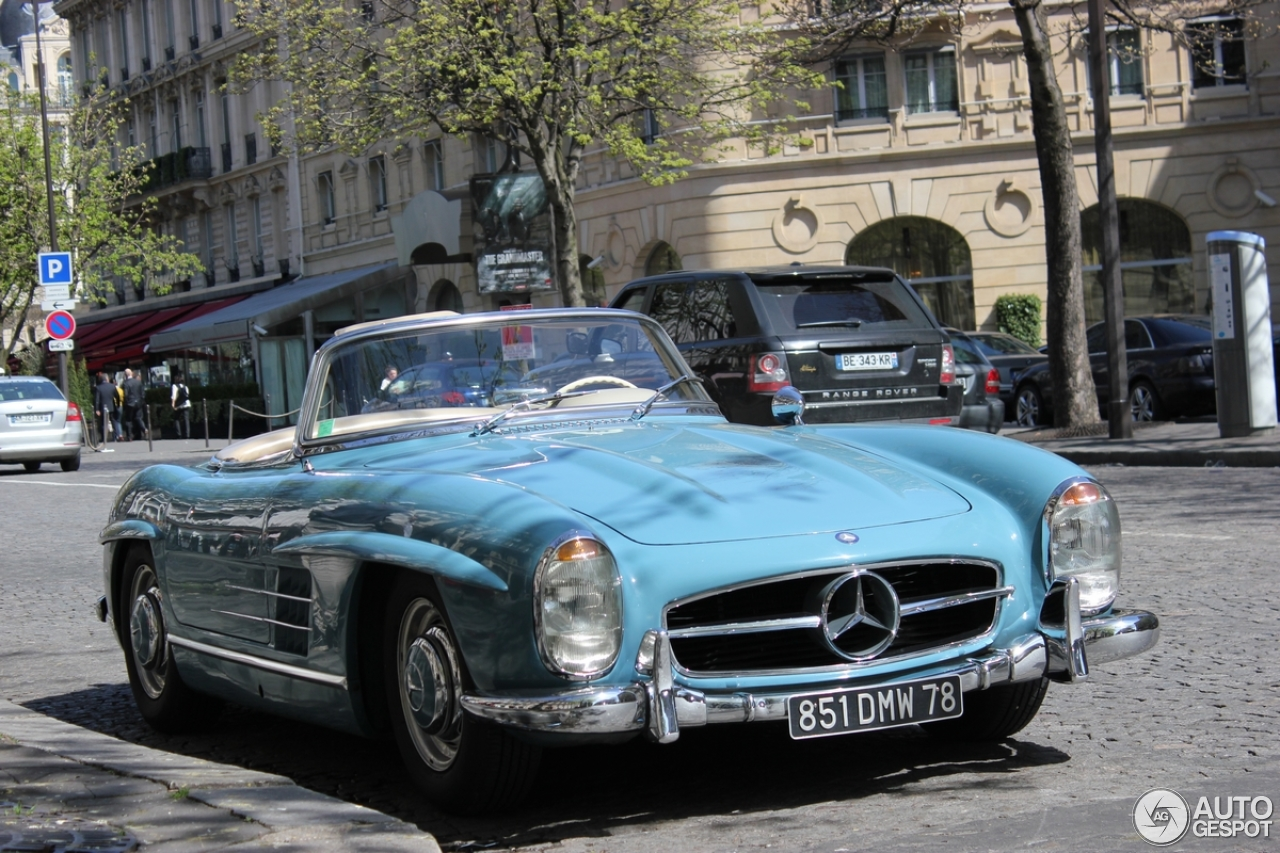 Mercedes Touring Car For Sale