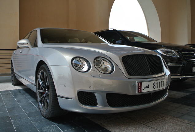 Bentley Continental Flying Spur Speed Qatar Edition