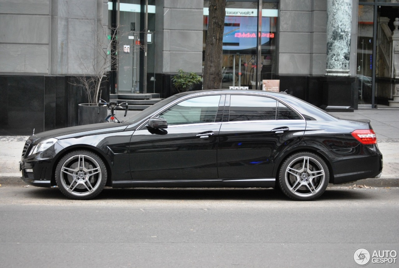 Mercedes Benz E 63 Amg W212 16 April 2013 Autogespot