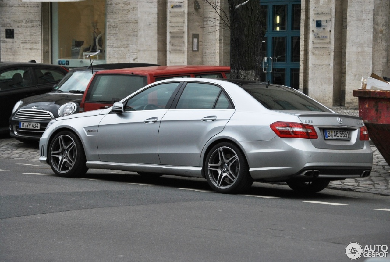 Mercedes Benz E 63 Amg W212 16 April 2013 Autogespot