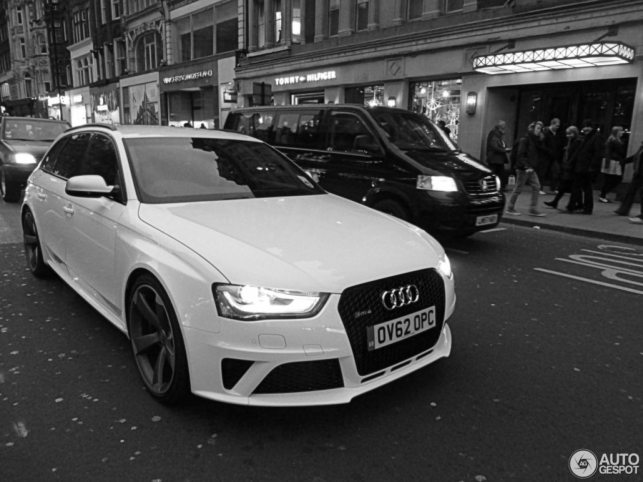 Audi Rs4 Avant B8 17 April 2013 Autogespot