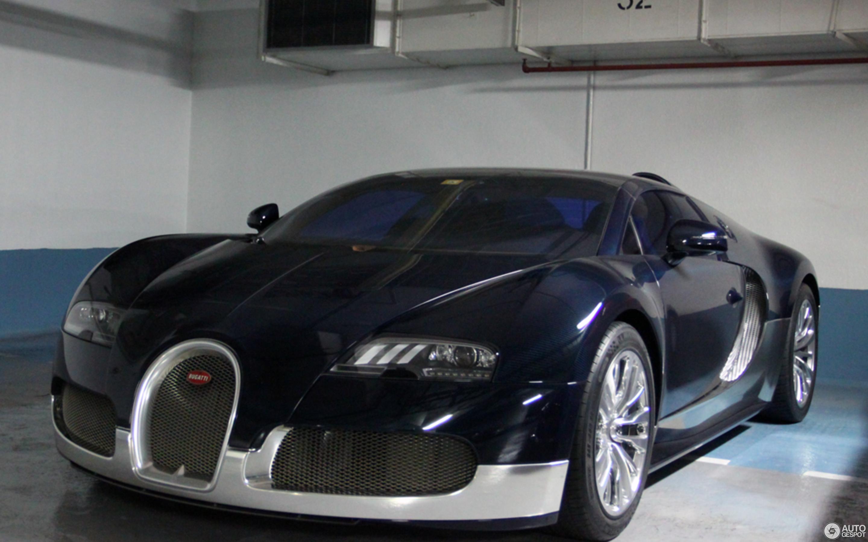 Bugatti veyron soleil de nuit