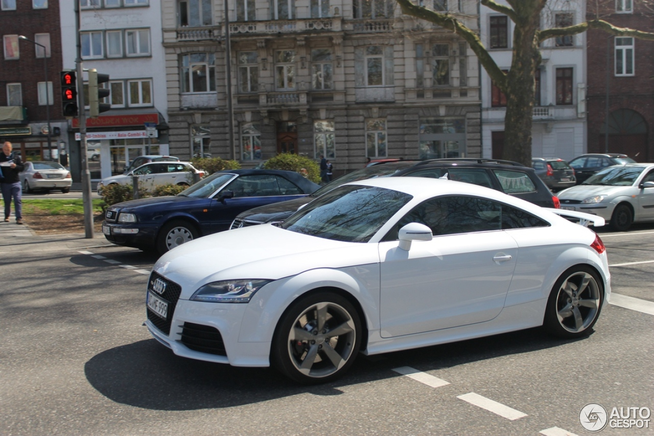 Audi Tt Rs 20 April 2013 Autogespot