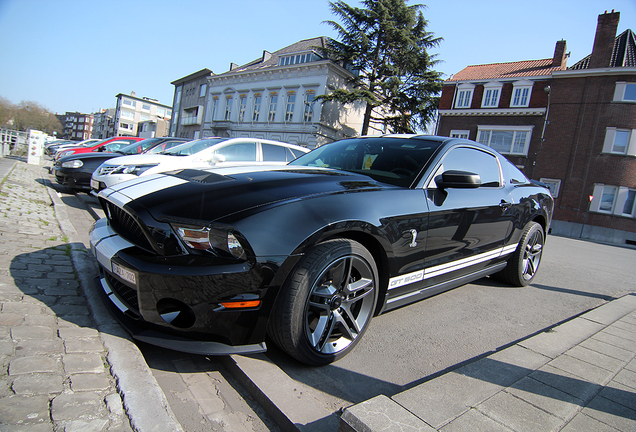 Ford Mustang Shelby GT500 2010