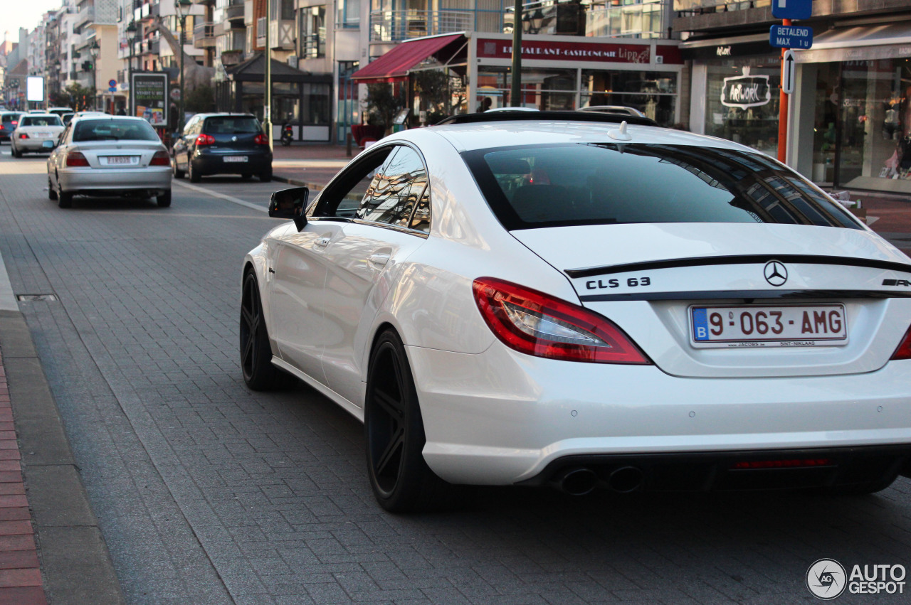 Mercedes benz cls 63 amg c218 23 april 2013 autogespot for 2013 mercedes benz cls 63 amg