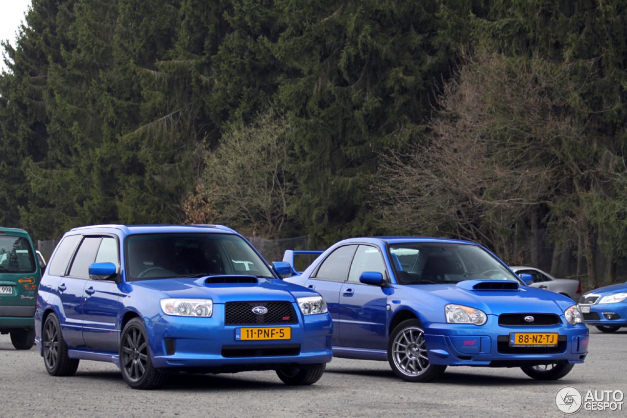 Subaru Outback Vs Forester >> Subaru Forester STi - 23 kwiecie 2013 - Autogespot