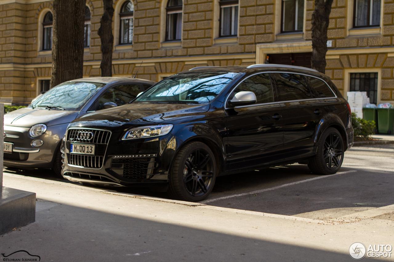 Audi Q7 V12 Tdi 25 April 2013 Autogespot