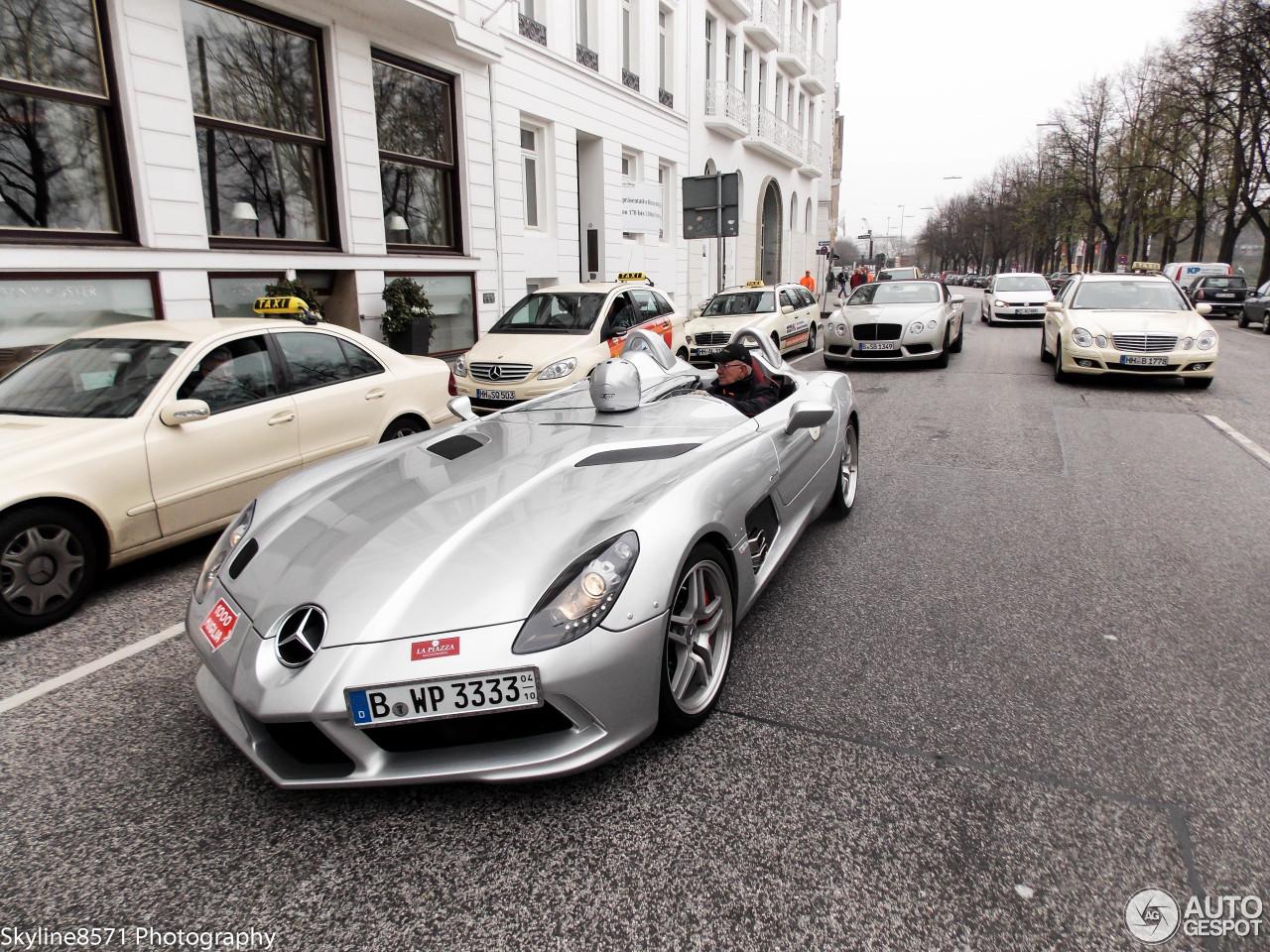 Mercedes benz slr mclaren stirling moss 26 april 2013 for Moss mercedes benz