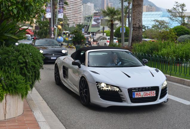 Audi R8 V8 Spyder Linnhart