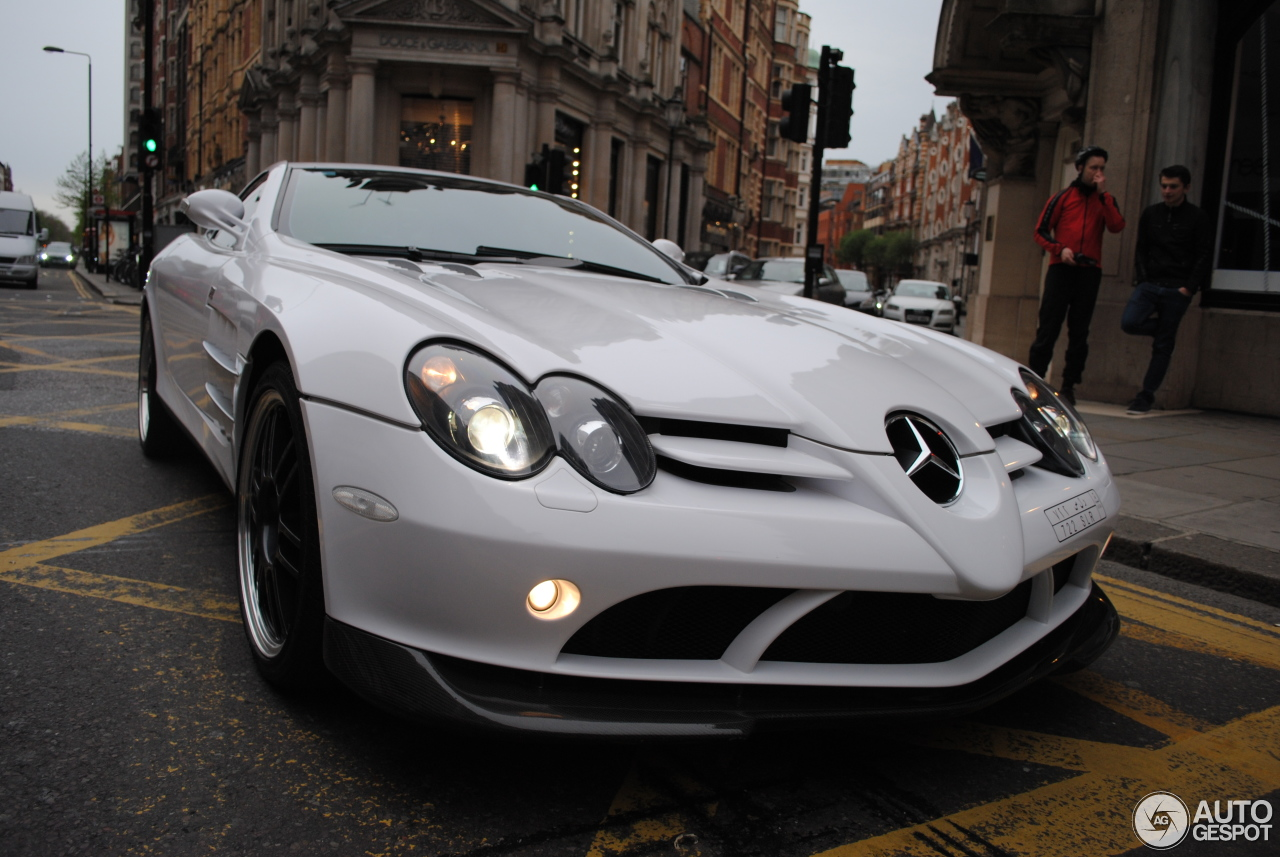 mercedes benz slr mclaren 722 edition 29 april 2013. Black Bedroom Furniture Sets. Home Design Ideas