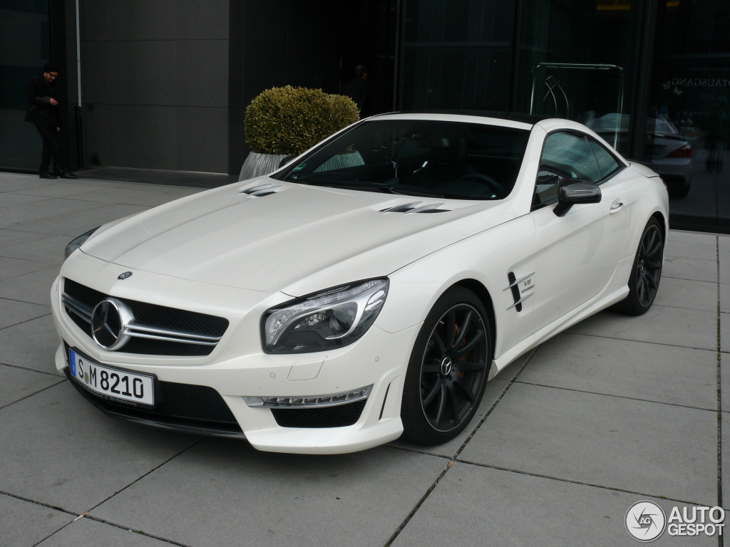 mercedes benz sl 63 amg r231 30 april 2013 autogespot. Black Bedroom Furniture Sets. Home Design Ideas