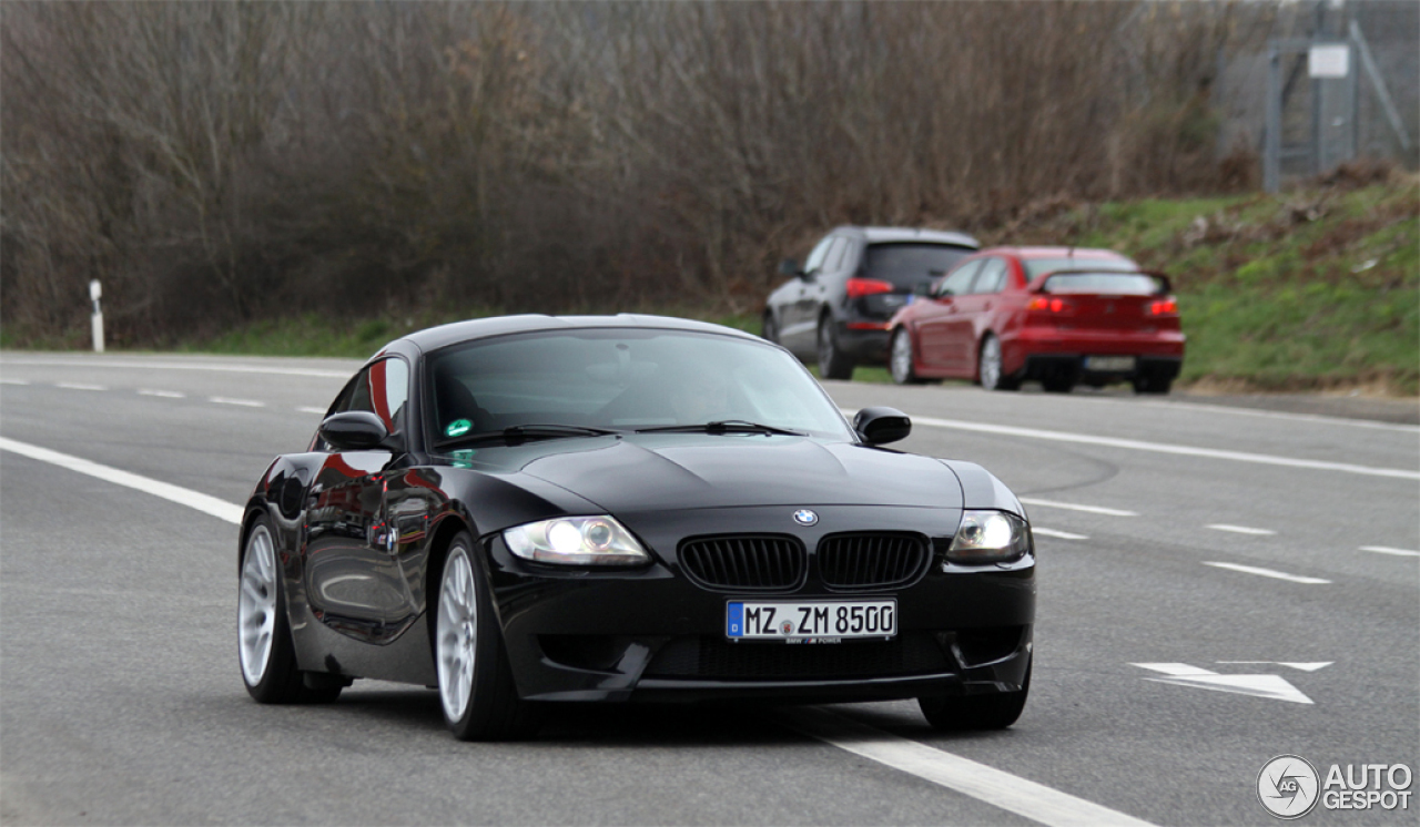 Bmw Z4 M Coup 233 1 May 2013 Autogespot