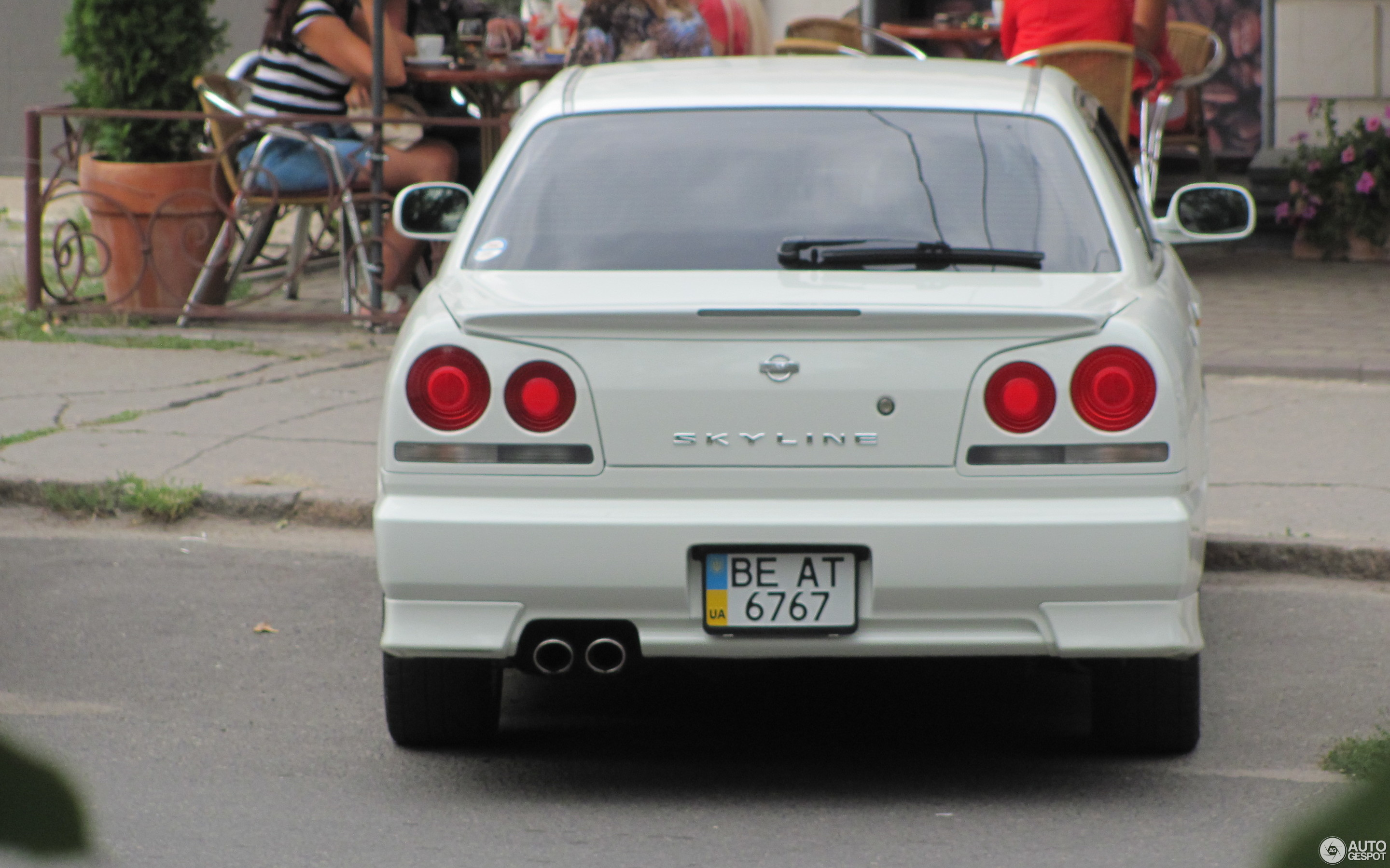 Nissan Skyline R34 Sedan 1 May 2013 Autogespot