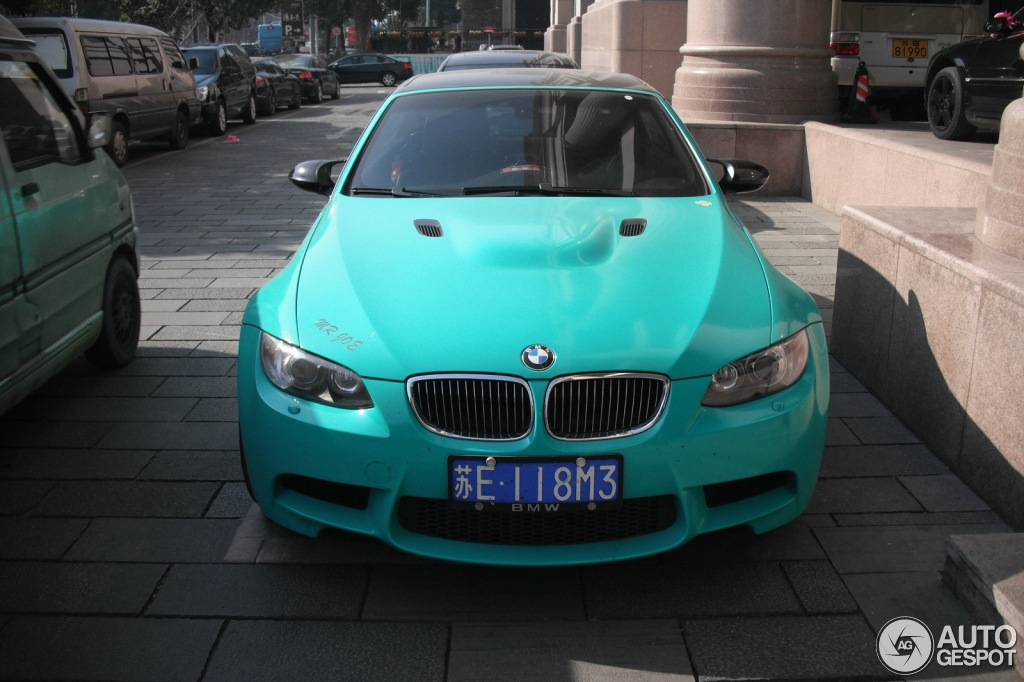 Image Gallery Teal Bmw