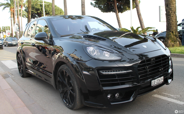 Porsche Cayenne Techart Magnum 2011 - 6 May 2013 - Auspot