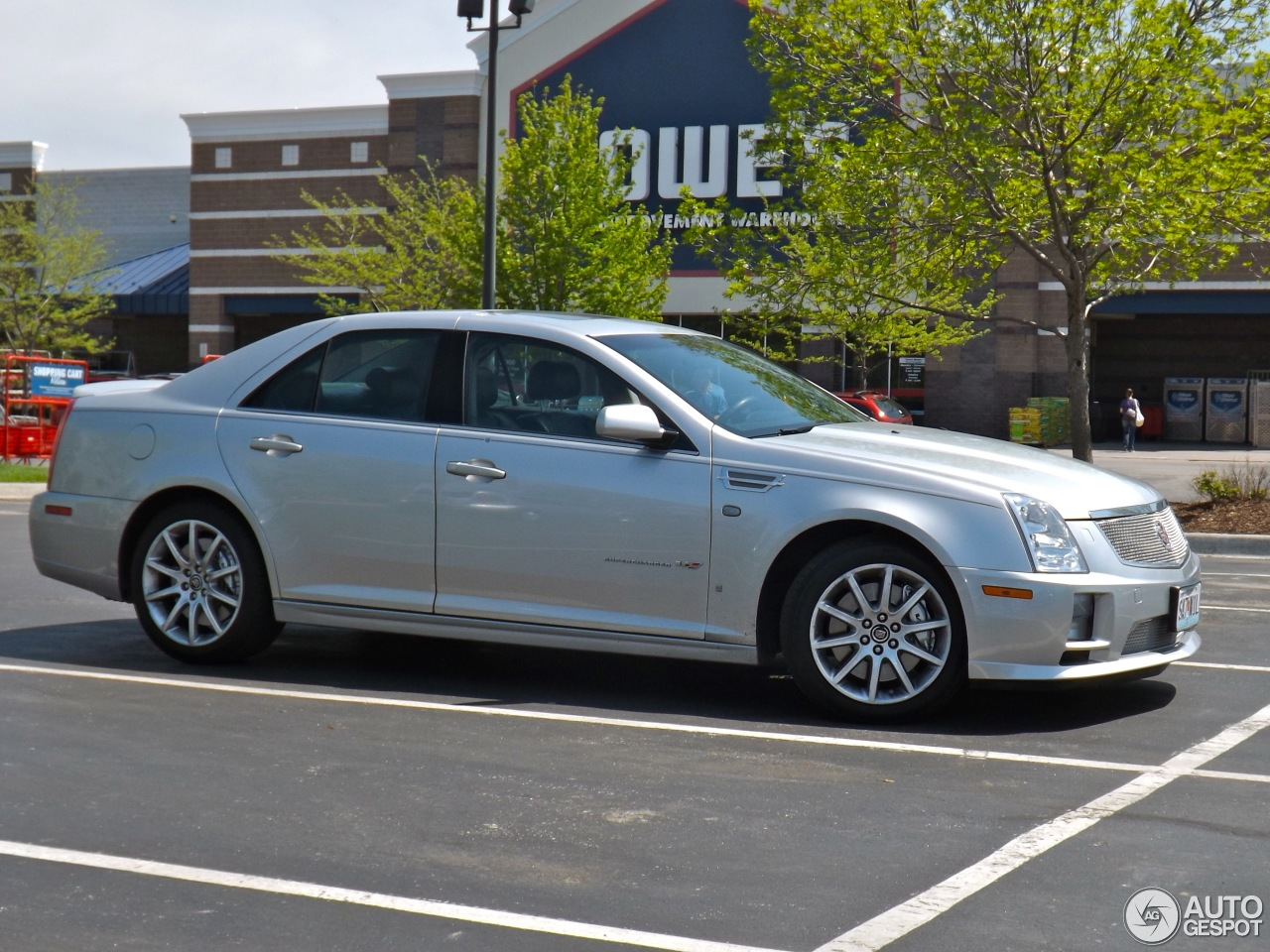Cadillac Sts V 7 May 2013 Autogespot