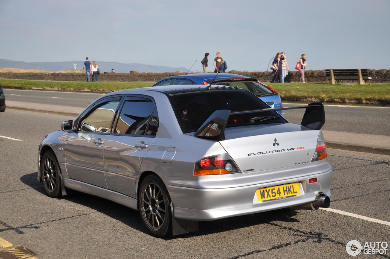 Mitsubishi Lancer Evolution Viii Mr Fq 340 7 May 2013