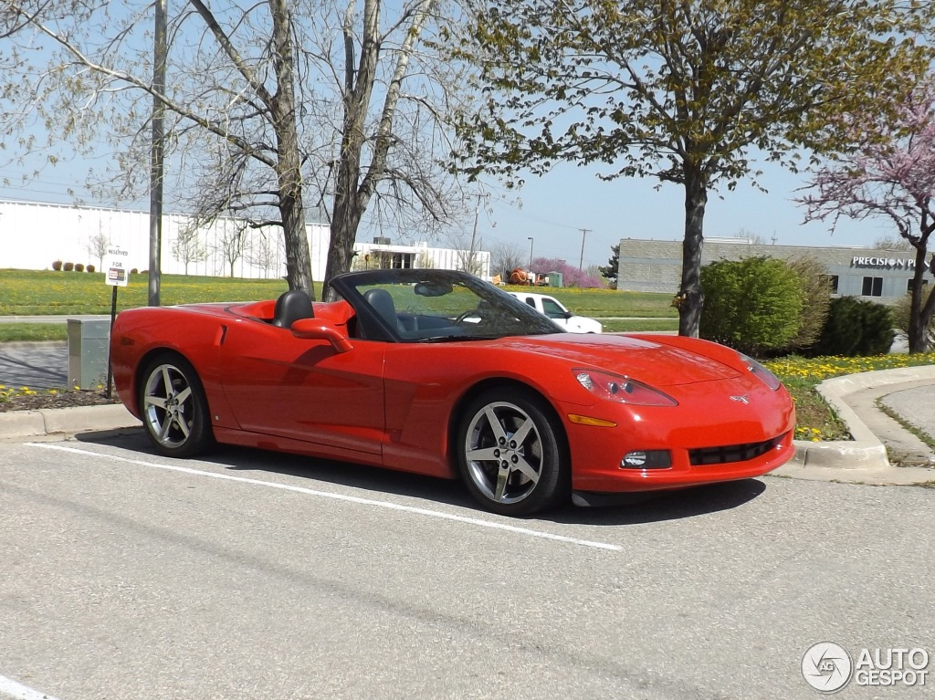 Chevrolet Corvette C6 Convertible 8 May 2013 Autogespot