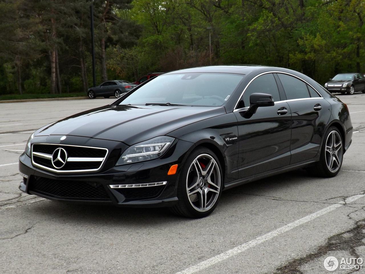 Plus D Acceleration Sur Mercedes Cls
