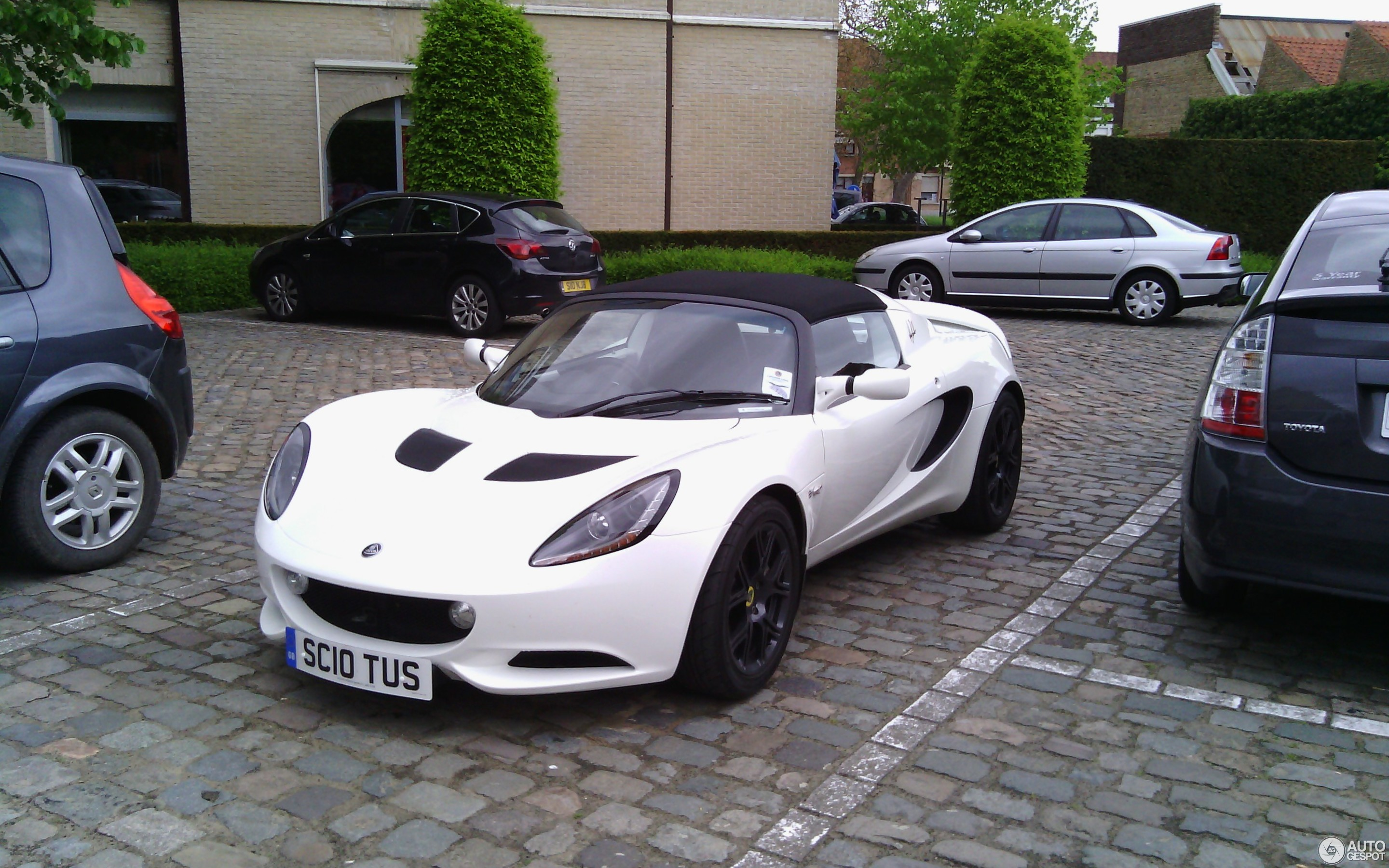 lotus elise s3 sc rgb special edition 11 mei 2013 autogespot. Black Bedroom Furniture Sets. Home Design Ideas