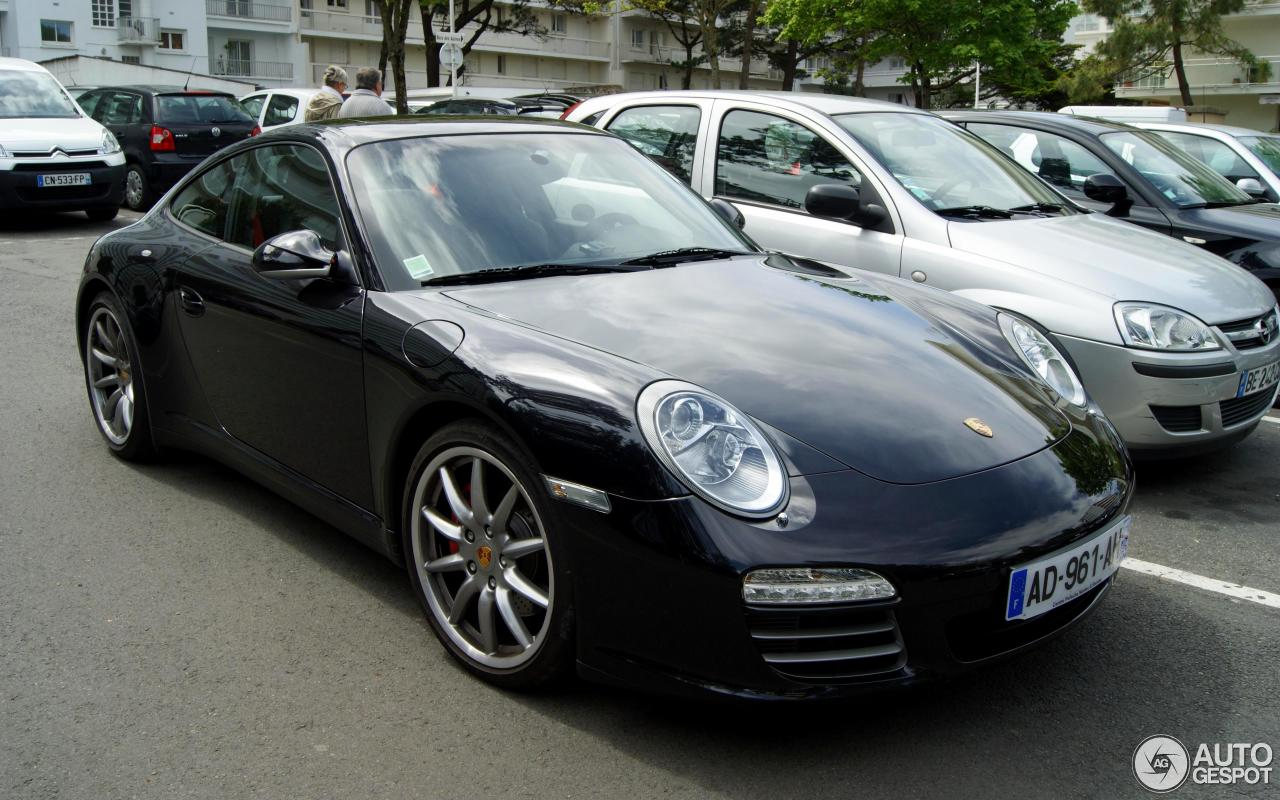 porsche 997 carrera 4s mkii 11 may 2013 autogespot. Black Bedroom Furniture Sets. Home Design Ideas