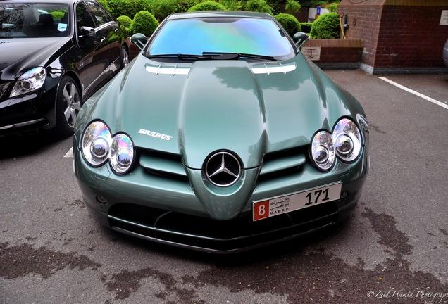 Mercedes-Benz Brabus SLR McLaren
