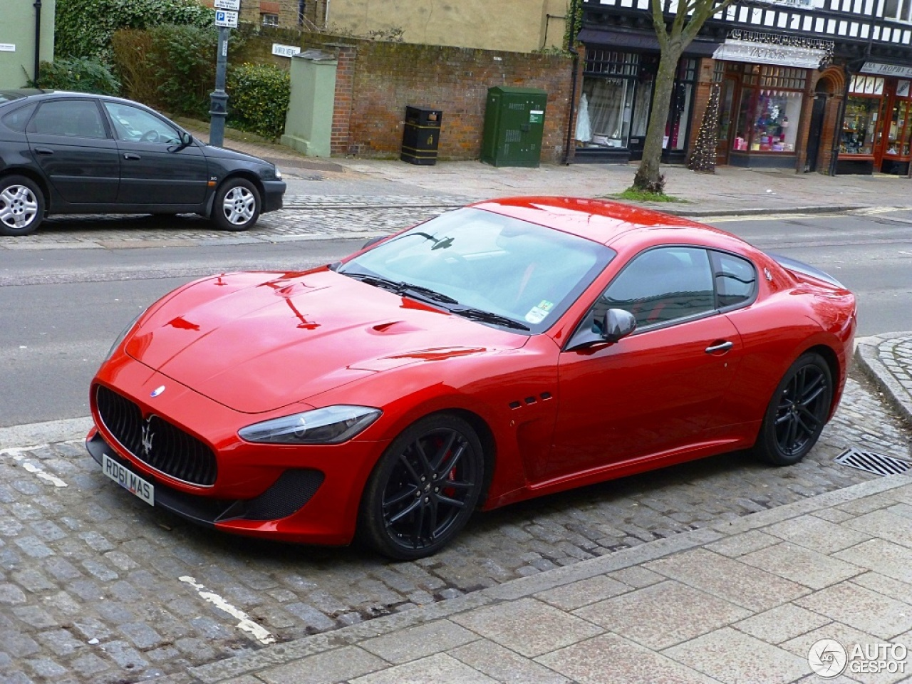 maserati granturismo mc stradale 19 may 2013 autogespot. Black Bedroom Furniture Sets. Home Design Ideas