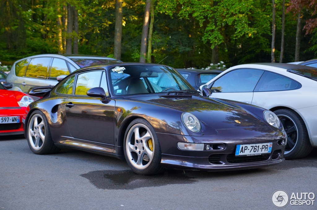 Porsche 993 Turbo S 19 May 2013 Autogespot