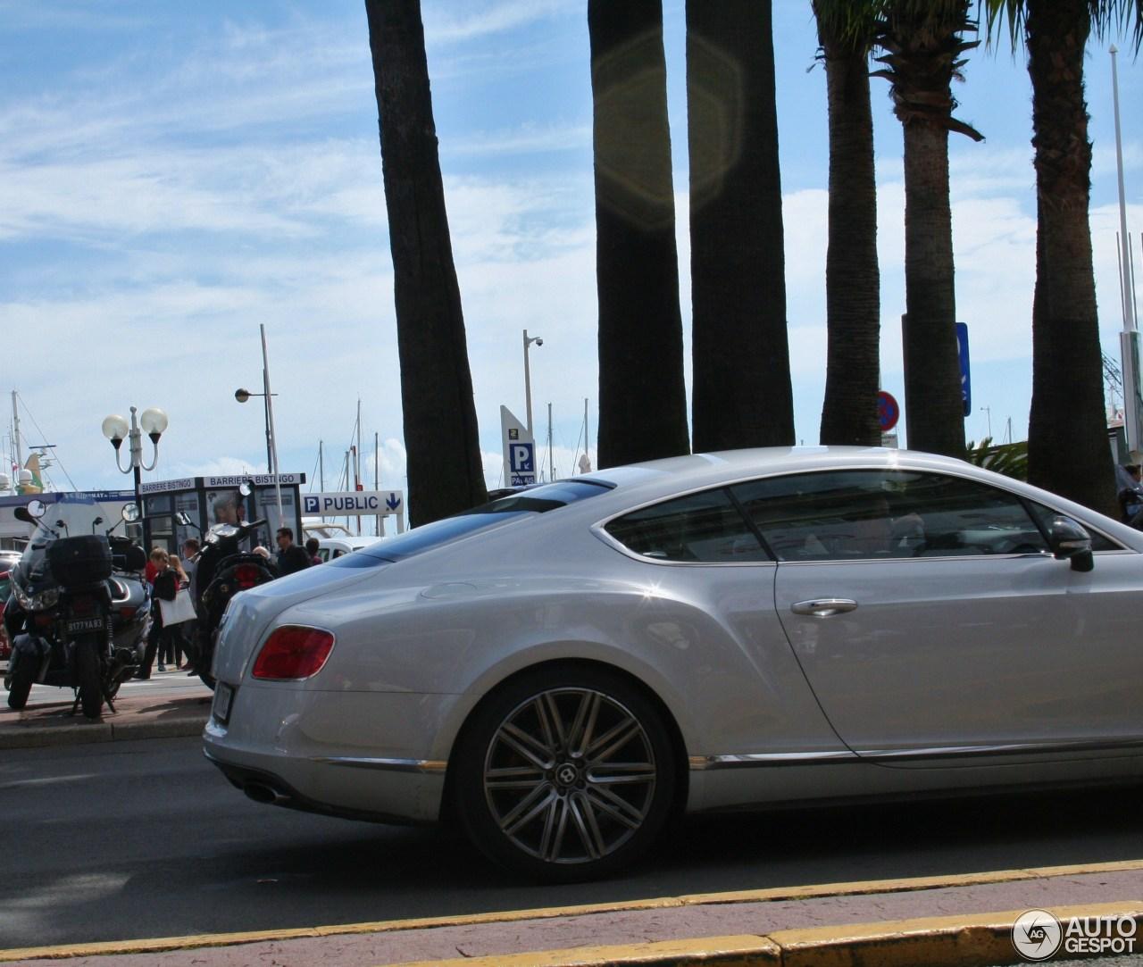 2013 Bentley Continental Gt Speed Convertible: Bentley Continental GT Speed 2012