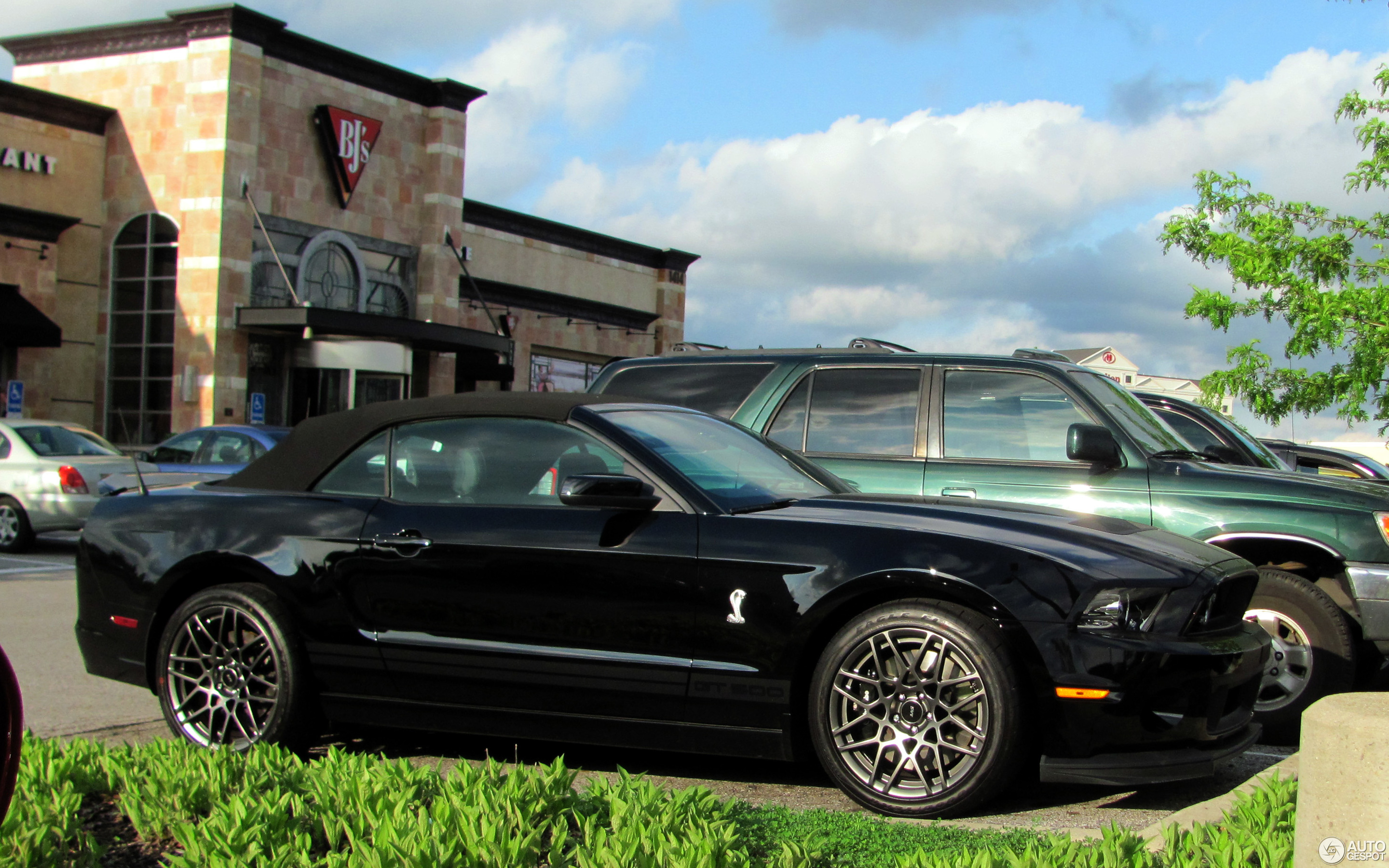 Ford Mustang Shelby GT500 Convertible 2014 - 22 May 2013 ...