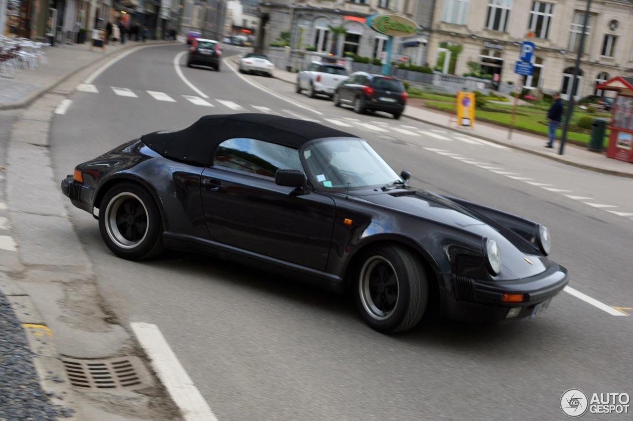 Porsche 930 Speedster 25 Mei 2013 Autogespot