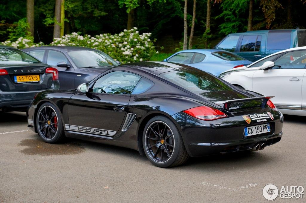 Porsche 987 Cayman R 25 May 2013 Autogespot