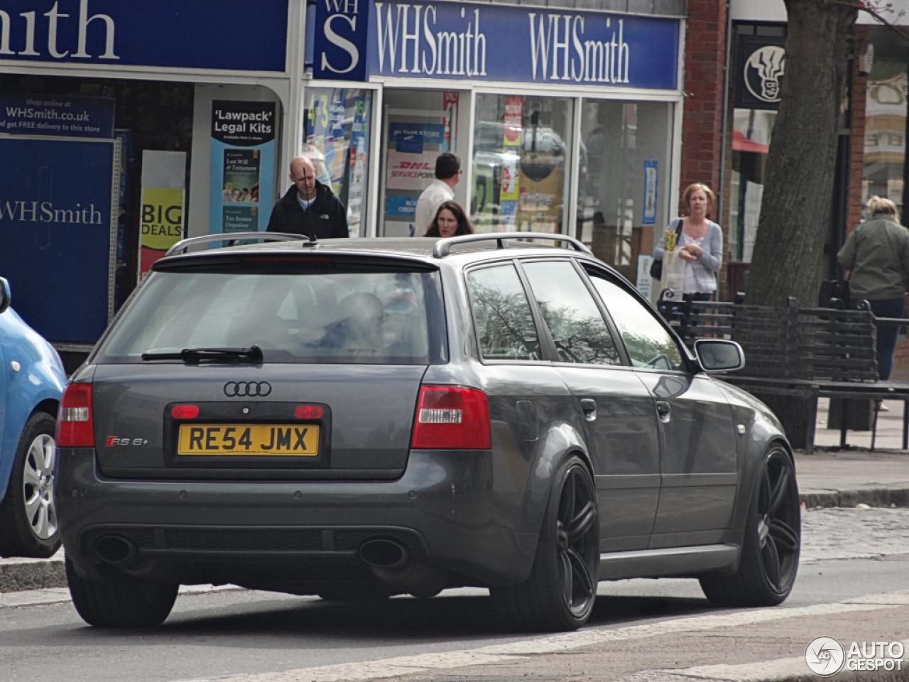 Audi Rs6 Plus Avant C5 27 May 2013 Autogespot