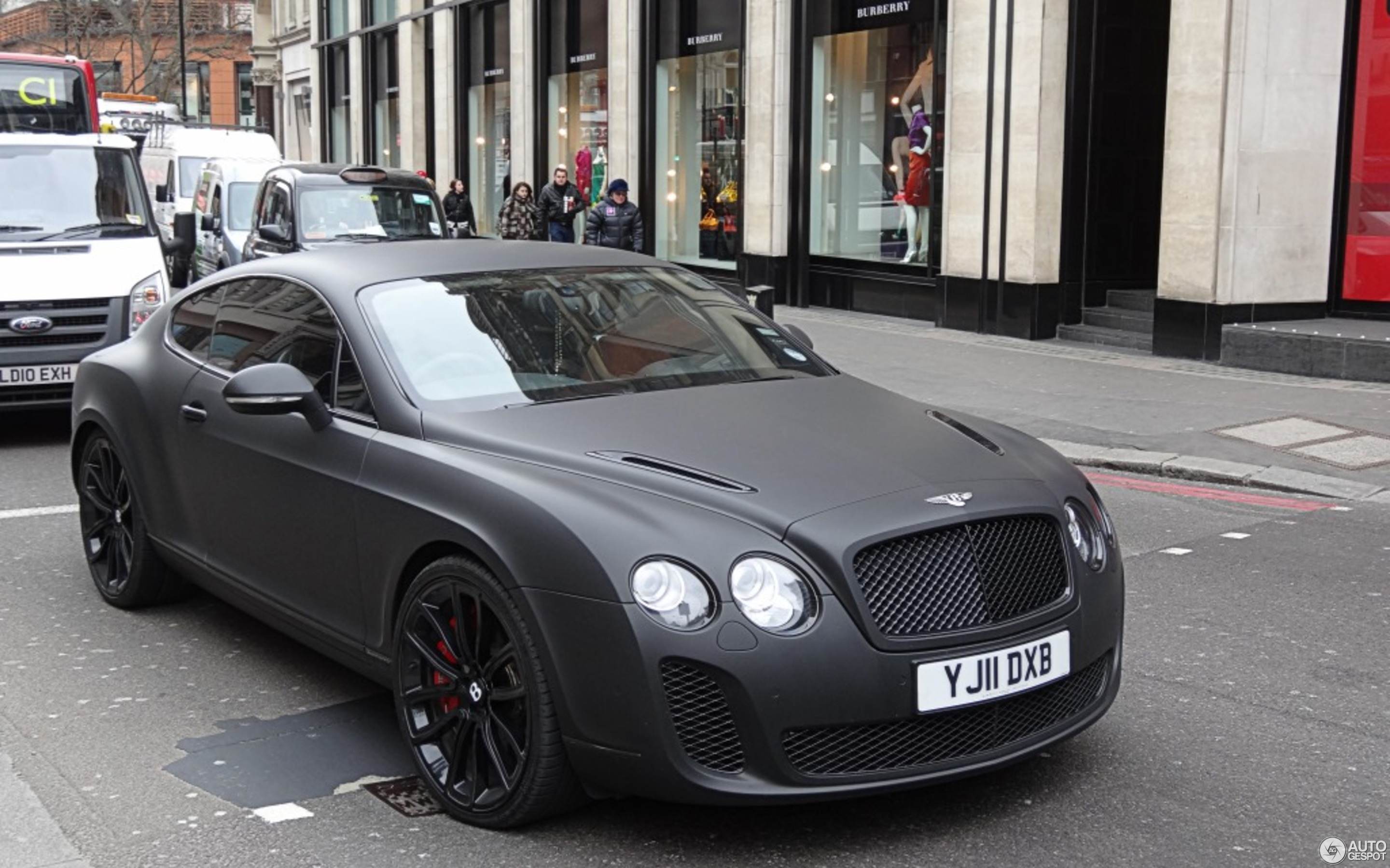 Bentley Continental Supersports Coupe 27 Maј 2013 Autogespot