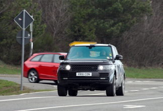 Land Rover Range Rover 2013