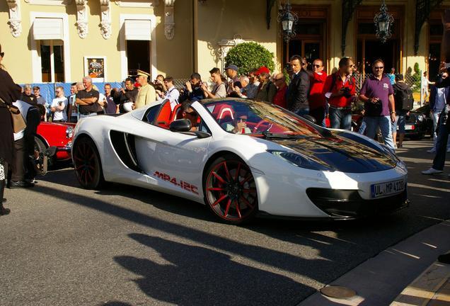 McLaren Mansory 12C Spider