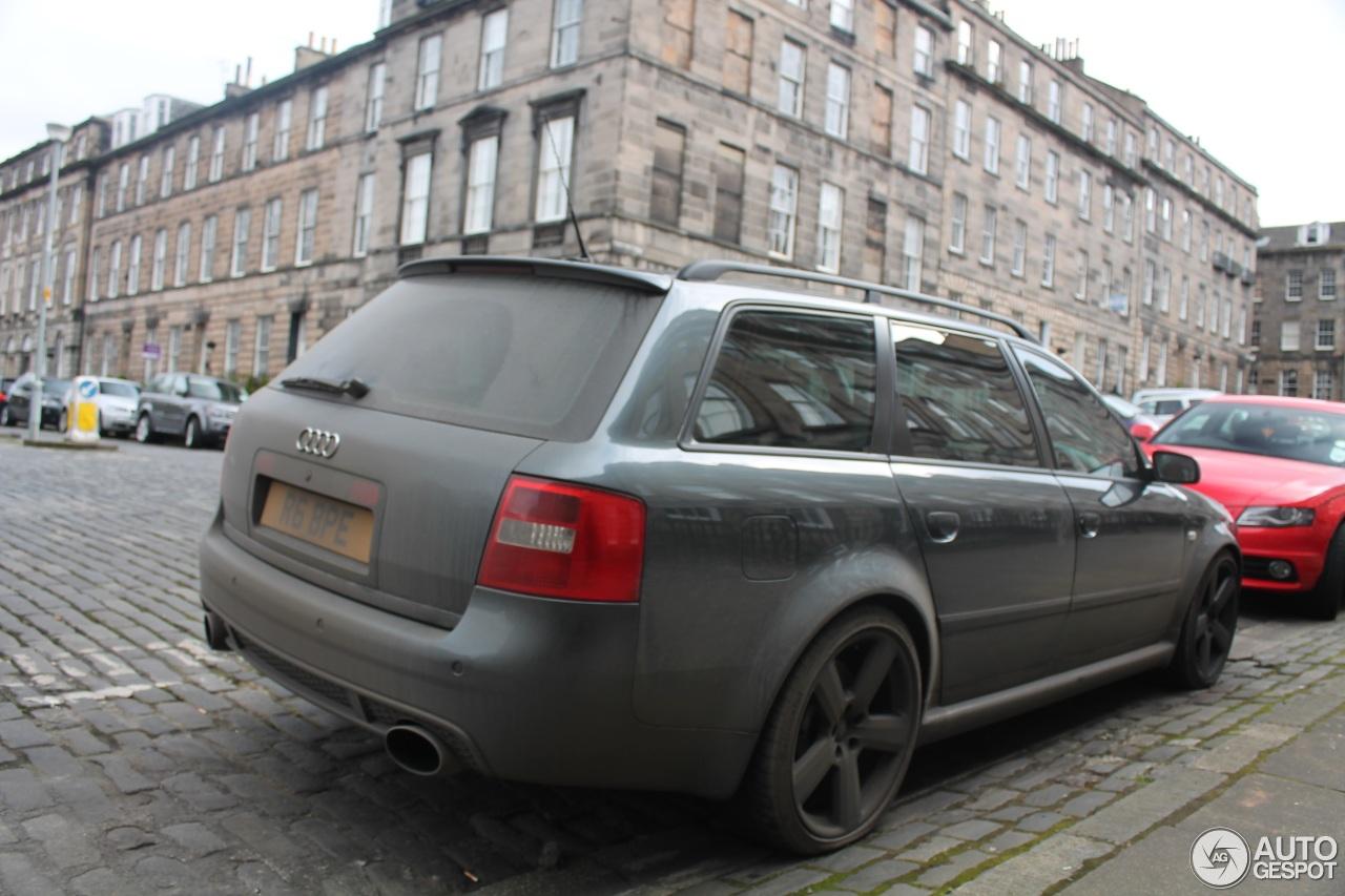 Audi Rs6 Plus Avant C5 29 May 2013 Autogespot