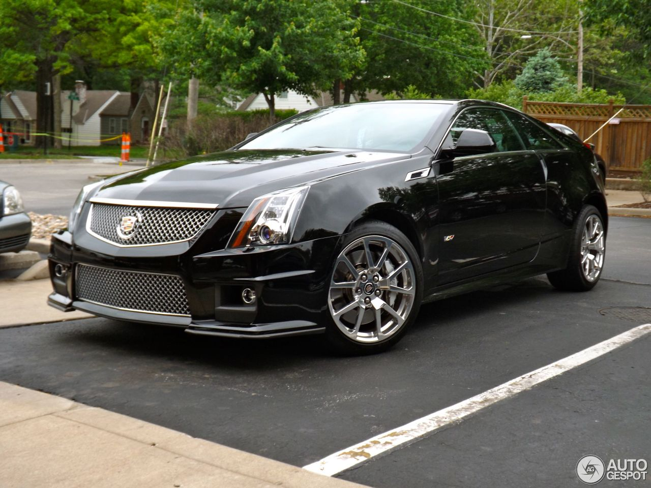 cadillac cts v coup 29 may 2013 autogespot. Black Bedroom Furniture Sets. Home Design Ideas