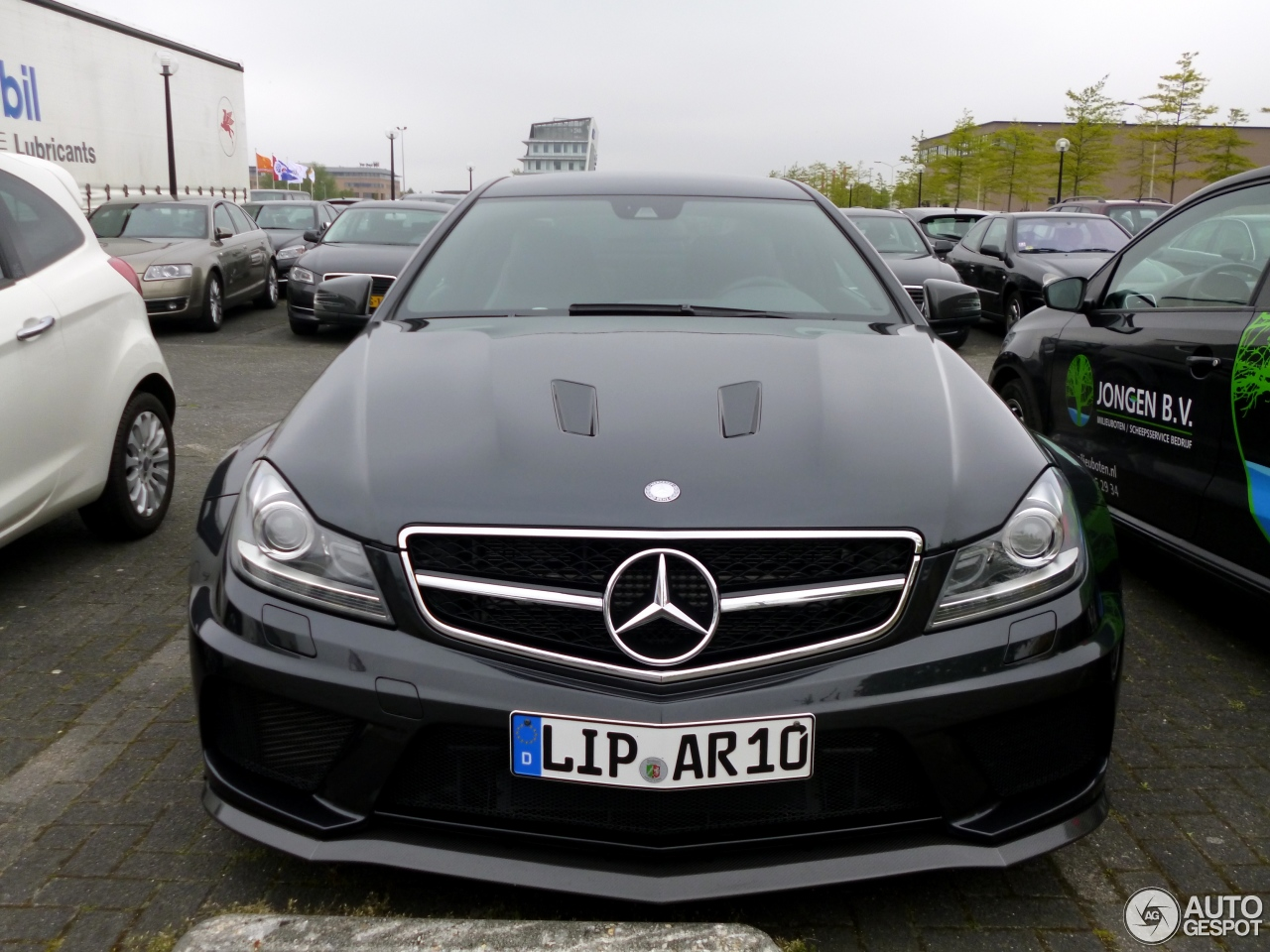 Mercedes Benz C 63 Amg Coup Black Series 29 May 2013 Autogespot Lubricants